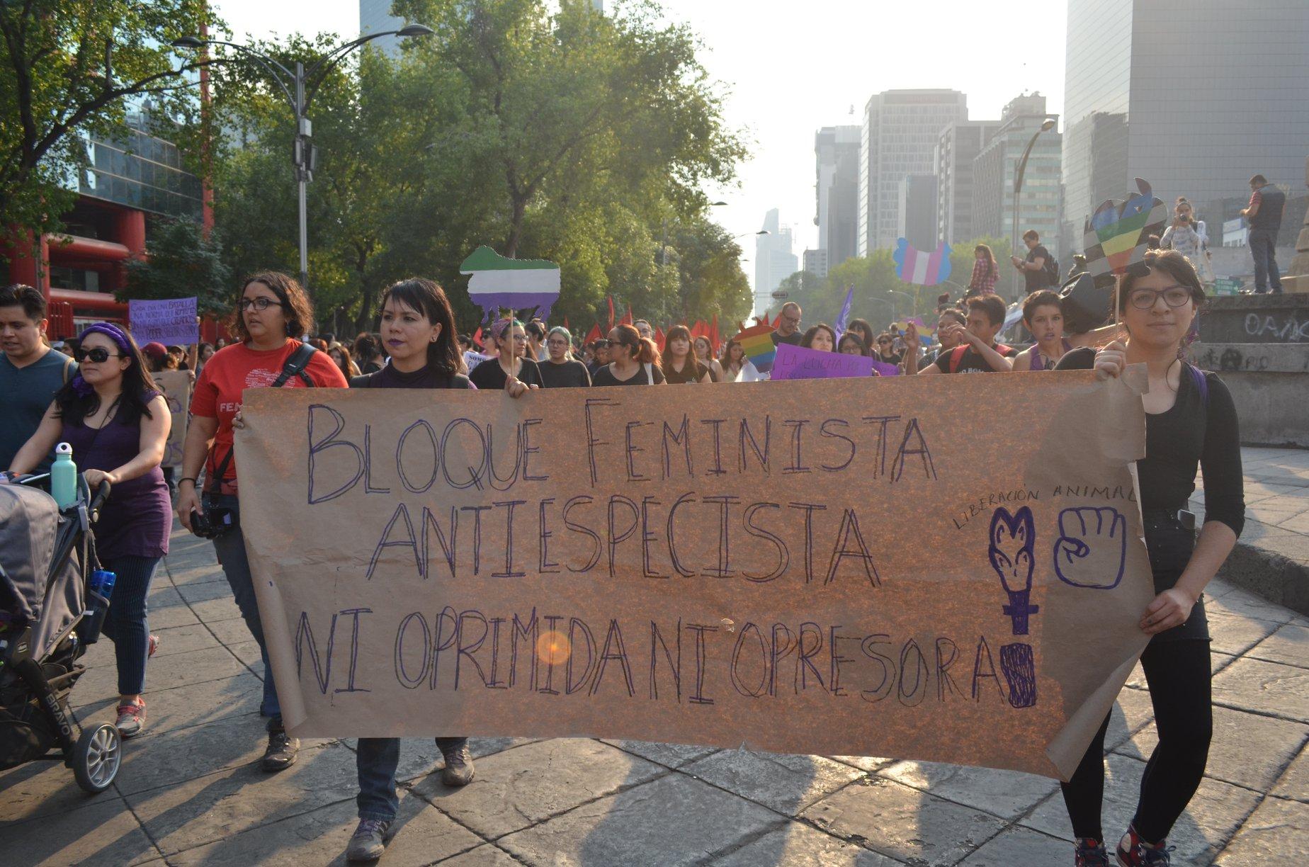 Feminismo Antiespecista