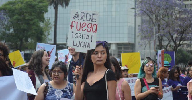 Dia Internacional Mujer Mexico